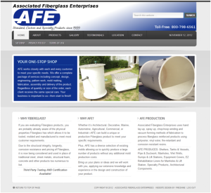 Sample Credibility Website_AFE