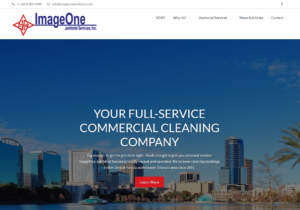 Credibility Website_ImageOne Janitorial