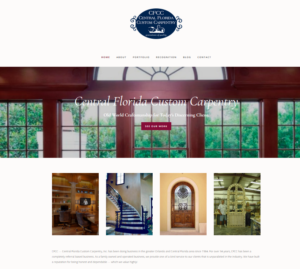 Credibility Website_Central Florida Custom Carpentry